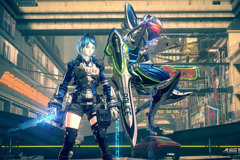 Astral Chain looks like another very good PlatinumGames ...