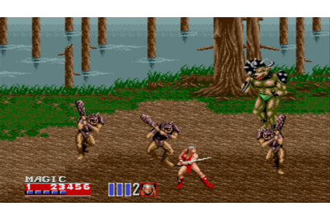 Golden Axe 2 is the next to launch in Sega Forever - Droid ...