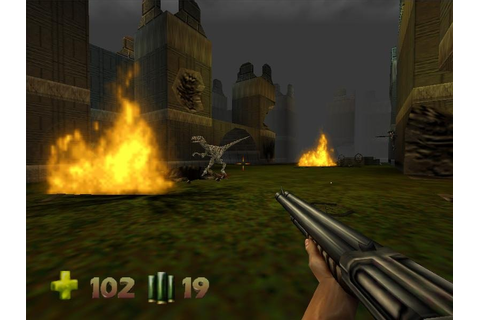 Turok 2: Seeds of Evil - PC Review and Full Download | Old ...