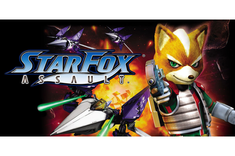 Star Fox Assault | Nintendo GameCube | Jeux | Nintendo