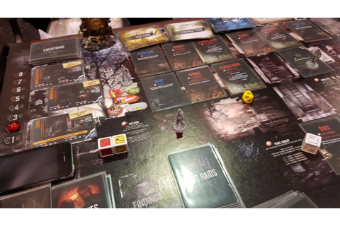 Brettspiel-Preview: This War of Mine Board Game - News ...