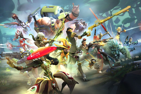 Battleborn is shutting down, game removed from digital ...