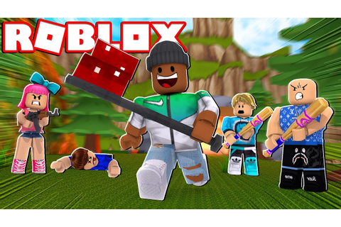 ROBLOX CAPTURE THE FLAG - YouTube