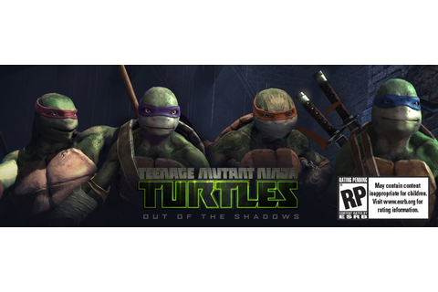 User blog:TheBlueRogue/TMNT: Out of the Shadows Interview ...