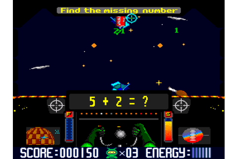 Math Blaster: Episode 1 Download Game | GameFabrique