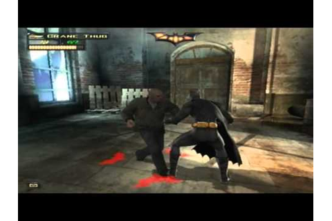 Let's Play Batman Begins - Part 1 - Narrows Island - YouTube
