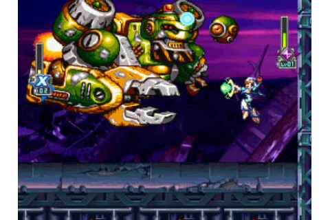 Mega Man X6 (2001) by Capcom Entertainment PS game
