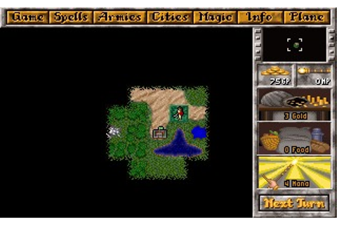 Master of Magic (DOS) Game Download