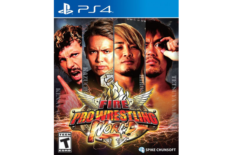 Fire Pro Wrestling World (PS4 / PlayStation 4) News ...