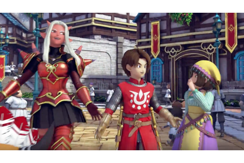 Dragon Quest X Videos, Movies & Trailers - Wii - IGN