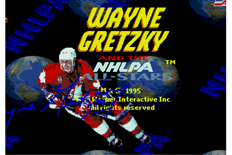 Download Wayne Gretzky and the NHLPA All-Stars - My ...