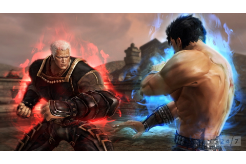Fist of the North Star: Ken's Rage 2 screens and Kenshiro ...