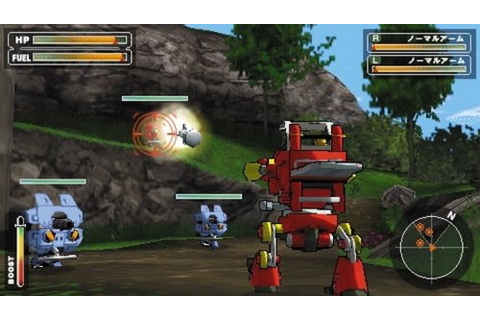 Steambot Chronicles: Battle Tournament - Sony PSP
