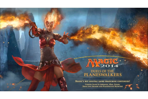 Magic: The Gathering Duels of The Planeswalkers 2014 Main ...
