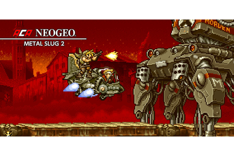 ACA NEOGEO METAL SLUG 2 | Nintendo Switch download ...