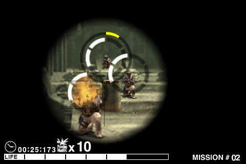 METAL GEAR SOLID TOUCH Lite (US) download - iOS game app ...