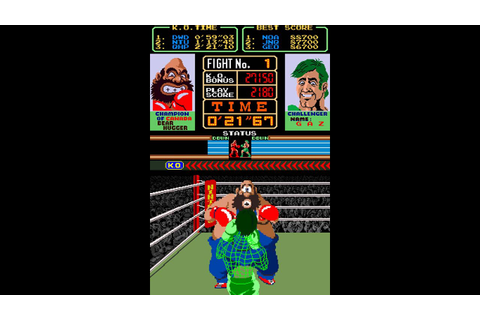 Super Punch-Out!! (Japan) [MAME] [shortplay] - YouTube