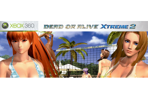 Dead or Alive Xtreme 2 (X360) [NSFW] – GameCola