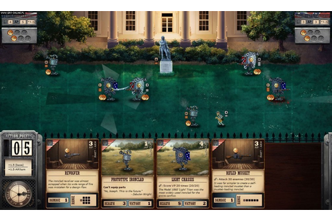 Ironclad Tactics - screenshots gallery - screenshot 2/5 ...