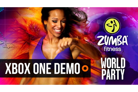 XBox ONE Zumba Fitness World Party Demo - YouTube