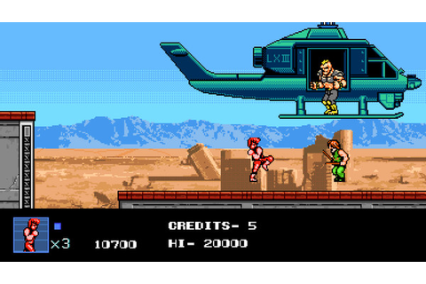 Double Dragon 4 Game - Free Download Full Version For PC