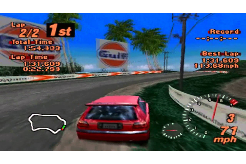 Gran Turismo 2 - The Best Starter Cars [US Version] - YouTube