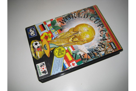 RetroGamesShop - World Cup Carnival (US Gold) C64 Disk