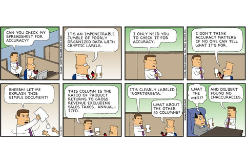 Pin by Jennifer Tanner on Jaxy Chillax-y | Dilbert comics ...