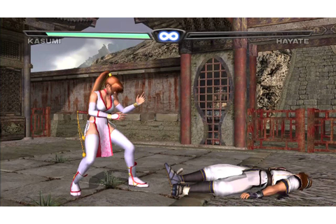 Dead or Alive 3 (XBOX) walkthrough - Kasumi - YouTube