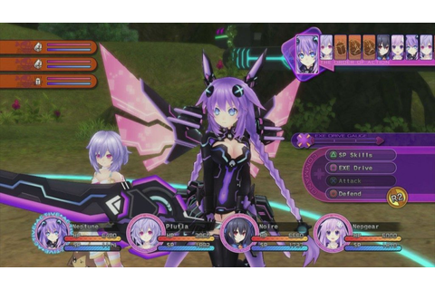 Hyperdimension Neptunia Victory (2012) by Compile Heart ...