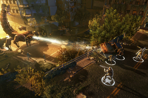 Wasteland 2 Getting a Graphical Upgrade with the Unity 5 ...