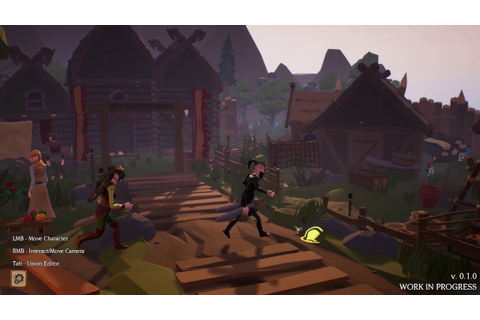 Project Shore - Stylish Low Poly Tactical RPG Adventure ...