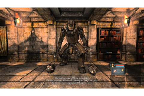 Legend of Grimrock - Custom Dungeon - The Big Friendly ...