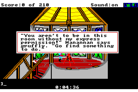 King\'s Quest III: To Heir Is Human : The Company ...
