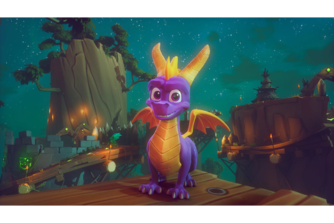 Spyro Reignited Trilogy initial review - Pocket-lint