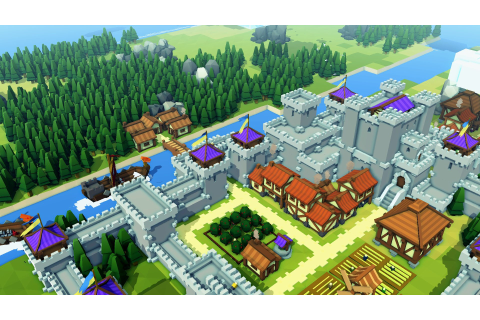City Building Game Kingdoms and Castles Announced; Takes ...