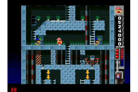 Base Jumpers (Amiga) - Level 1 - YouTube
