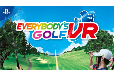 Everybodys Golf VR PSVR Version Full Game Free Download ...