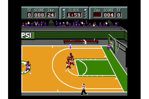 Magic Johnson's Fast Break Download Game | GameFabrique