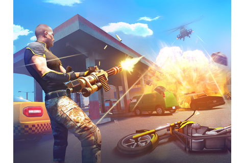 Gameloft | Gangstar Vegas