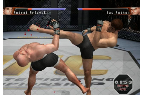 UFC Sudden Impact Free Download PC Game