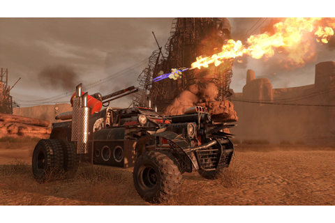 Crossout Review | TheXboxHub