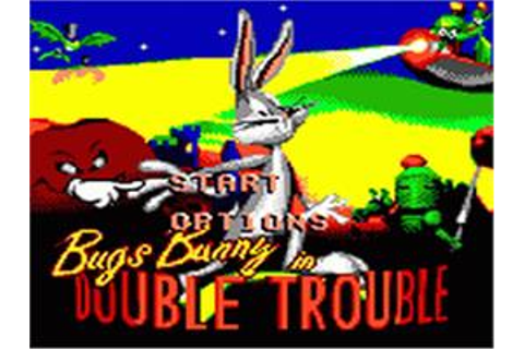 Bugs Bunny in Double Trouble - Sega Game Gear - Games Database