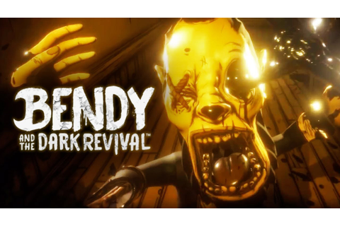 Bendy and the Dark Revival - Official Gameplay Trailer ...