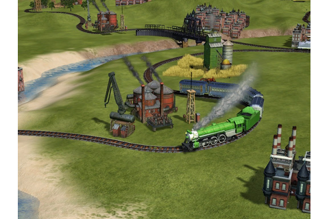 Railroad Tycoon 3 Game - Free Download Full Version For Pc