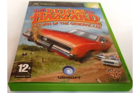 The Dukes of Hazzard - Return of the General Lee for Xbox ...
