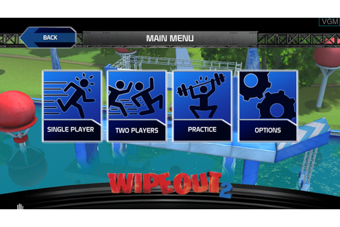 Wipeout - In the Zone for Microsoft Xbox 360 - The Video ...