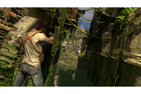 Games A-NOW: Uncharted : Drake's Fortune : Review