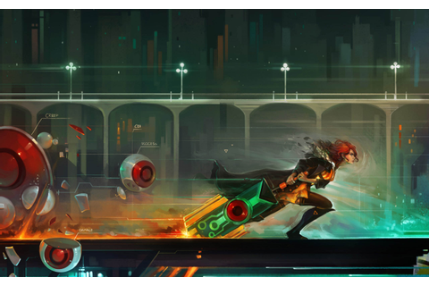 Game: Transistor Review | Blurwhale