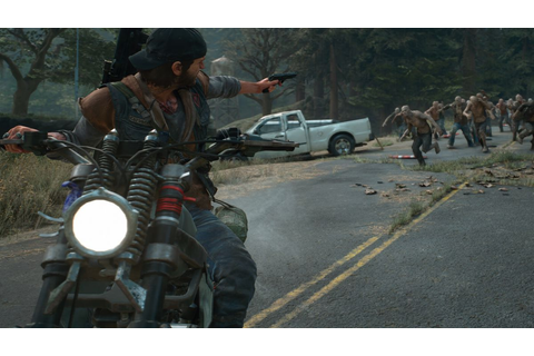 Days Gone PS4 preview: Zombie survival game is looking ...